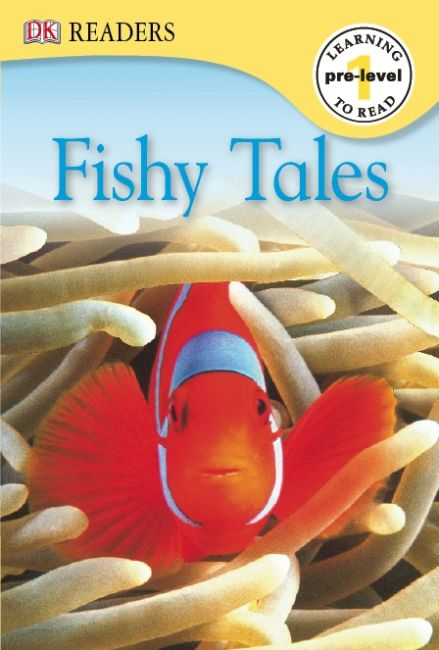 eBook cover of Fishy Tales