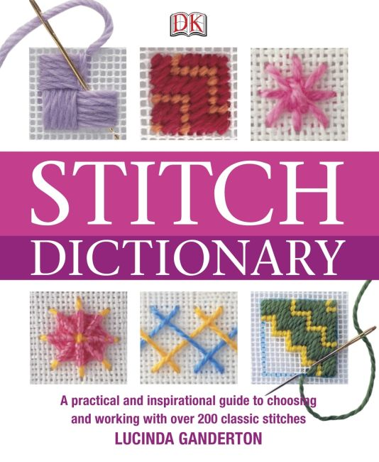 eBook cover of Stitch Dictionary