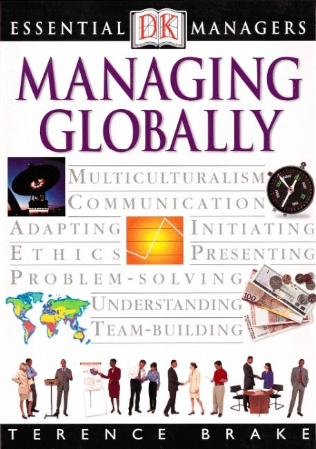 eBook cover of Managing Globally