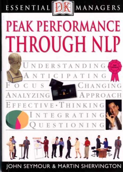 eBook cover of Peak Performance Through NLP