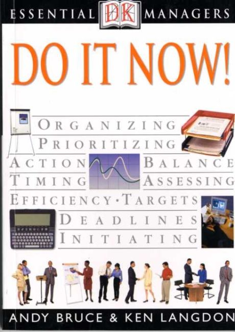 eBook cover of Do it Now!