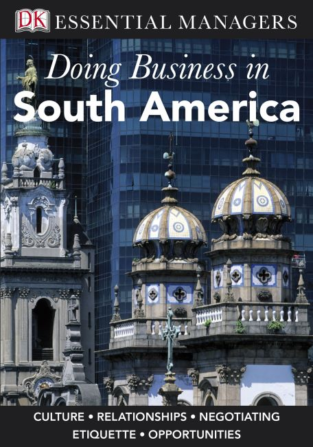 eBook cover of Doing Business in South America