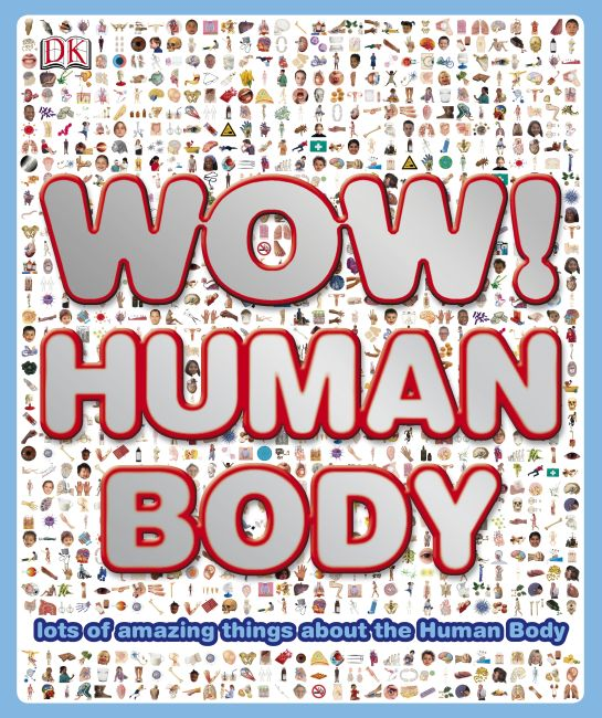 eBook cover of Wow! Human Body