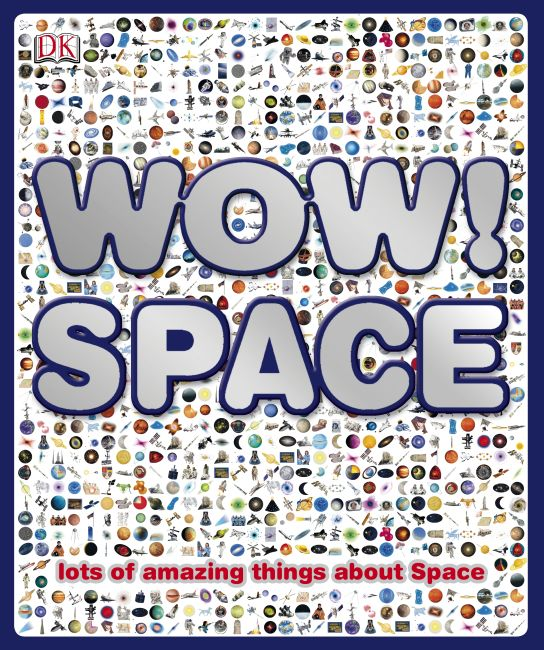 eBook cover of Wow! Space