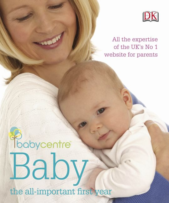 eBook cover of Babycentre Baby -  the all-important first year