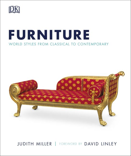 Hardback cover of Furniture