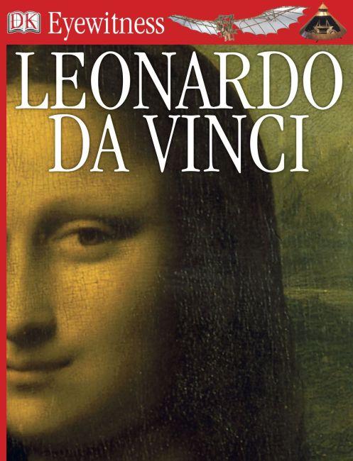eBook cover of Leonardo Da Vinci