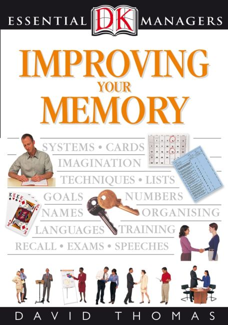eBook cover of Improving Your Memory