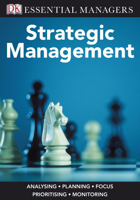 eBook cover of Strategic Management