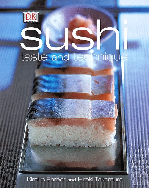 eBook cover of Sushi
