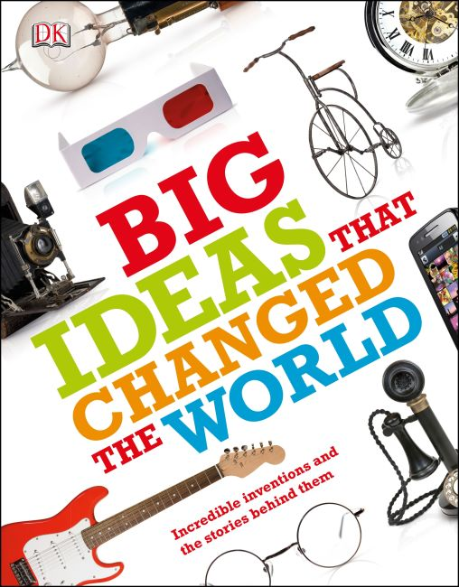 eBook cover of The Big Ideas That Changed the World