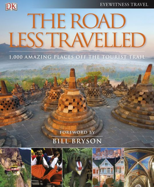 Hardback cover of The Road Less Travelled