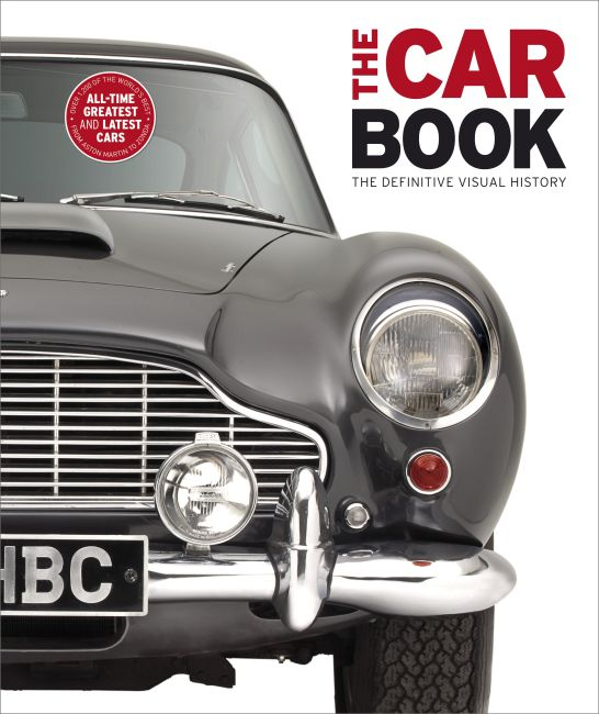Hardback cover of The Car Book