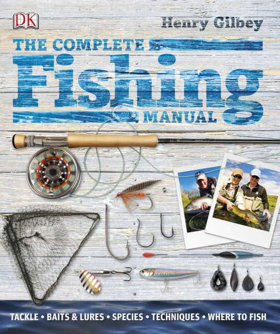 Hardback cover of The Complete Fishing Manual