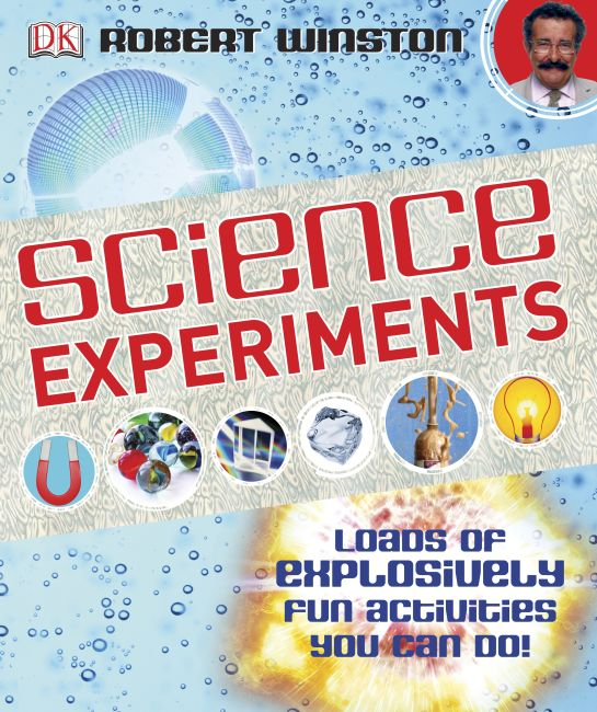 Hardback cover of Science Experiments
