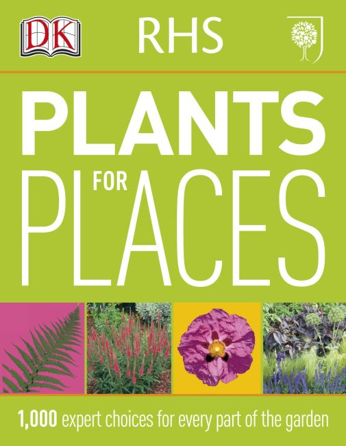 Flexibound cover of RHS Plants for Places