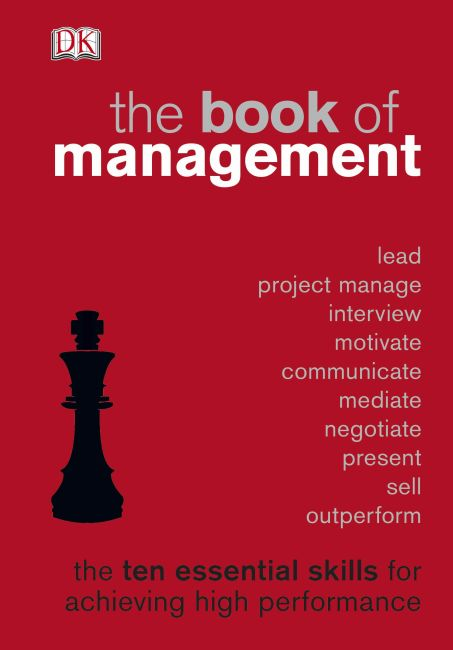 eBook cover of The Book of Management