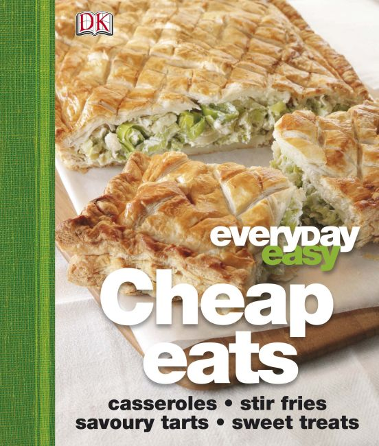 eBook cover of Cheap Eats