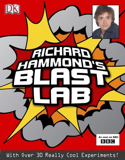 eBook cover of Richard Hammond's Blast Lab
