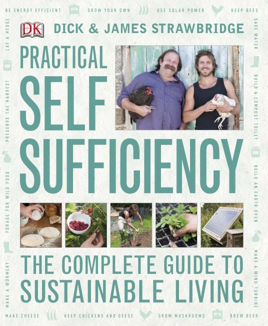 eBook cover of Practical Self Sufficiency