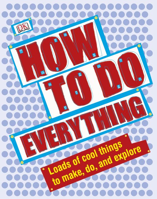 eBook cover of How To Do Everything