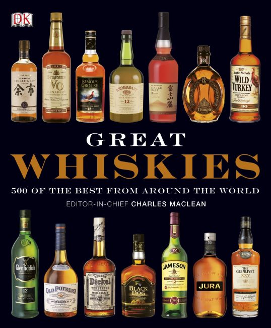 eBook cover of Great Whiskies