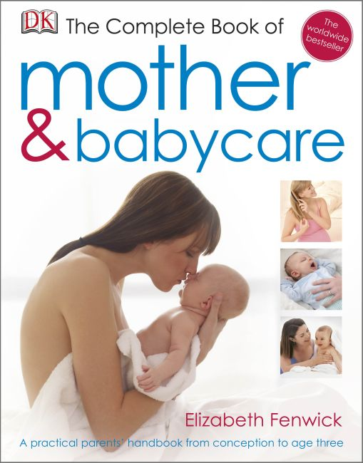 eBook cover of The Complete Book of Mother and Babycare