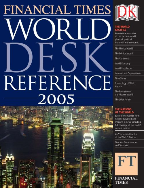 eBook cover of FT World Desk Reference 2005