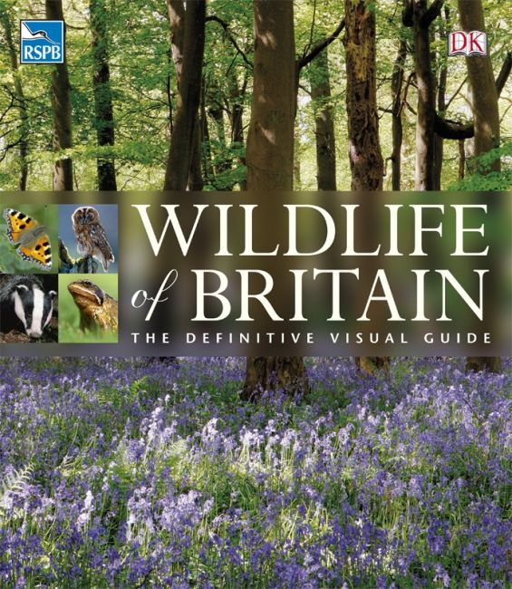 eBook cover of RSPB Wildlife of Britain