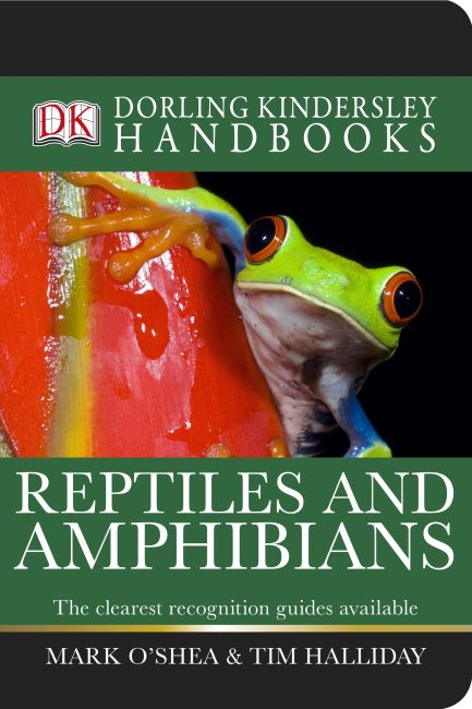 eBook cover of Reptiles and Amphibians