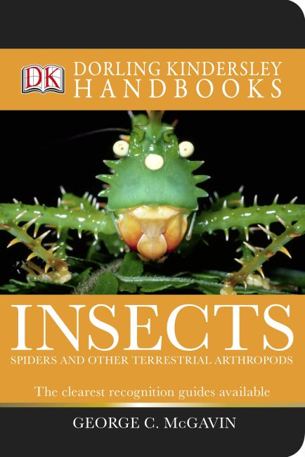 eBook cover of Insects