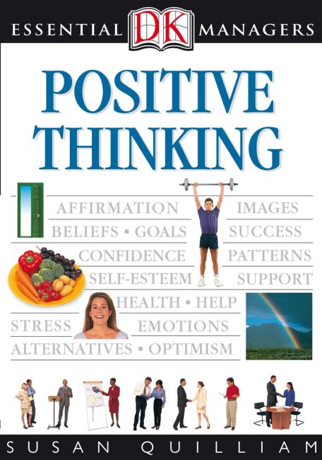 eBook cover of Positive Thinking