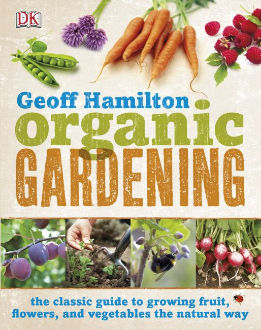 eBook cover of Organic Gardening