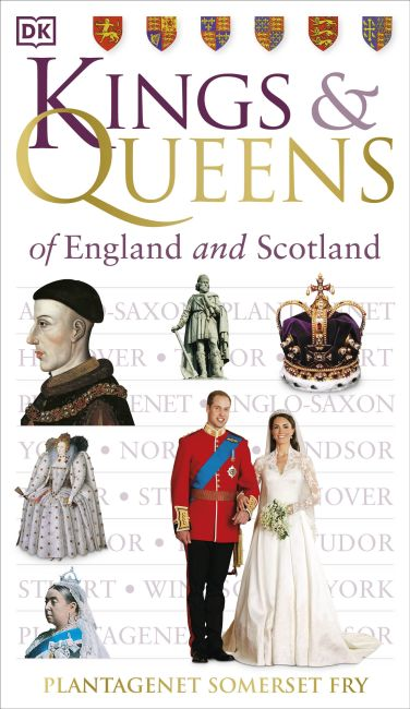 Paperback cover of Kings & Queens of England and Scotland
