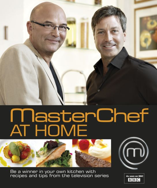 eBook cover of MasterChef at Home