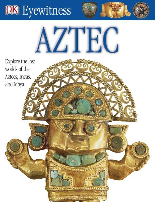 eBook cover of Aztec