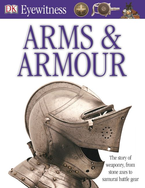 eBook cover of Arms and Armour