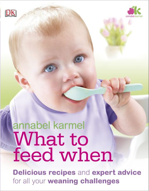 eBook cover of What to Feed When