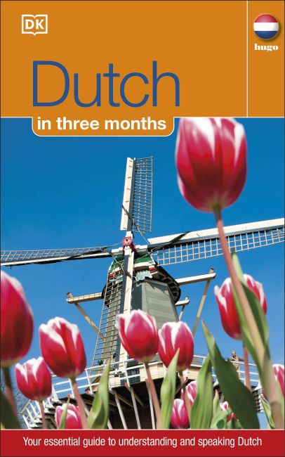 Paperback cover of Dutch In 3 Months