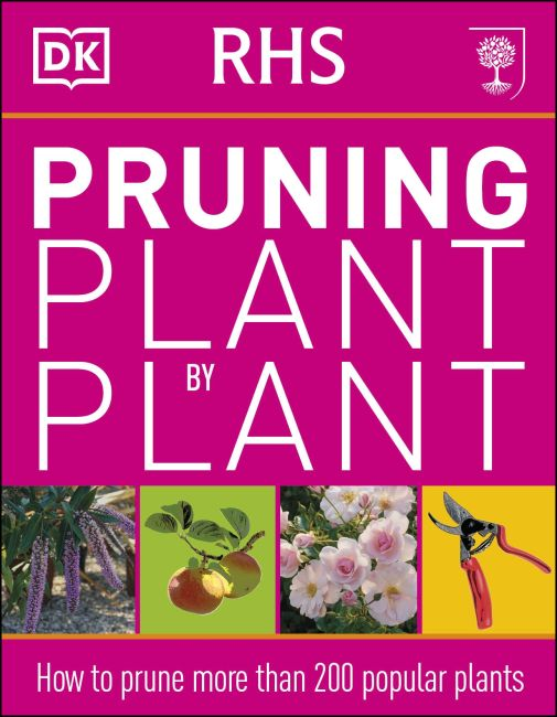 Flexibound cover of RHS Pruning Plant by Plant