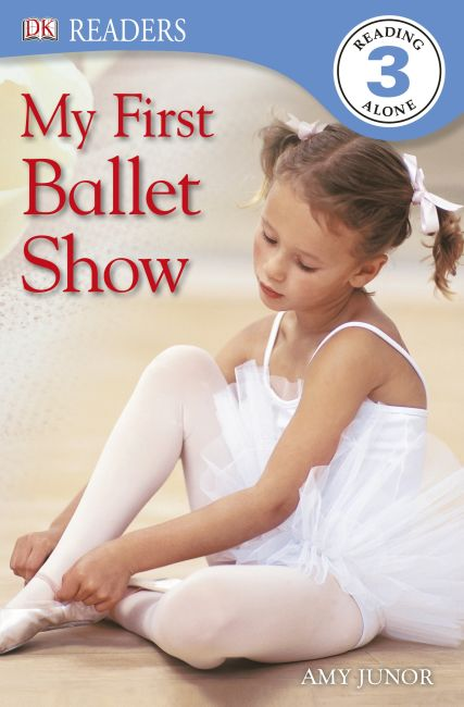 eBook cover of My First Ballet Show