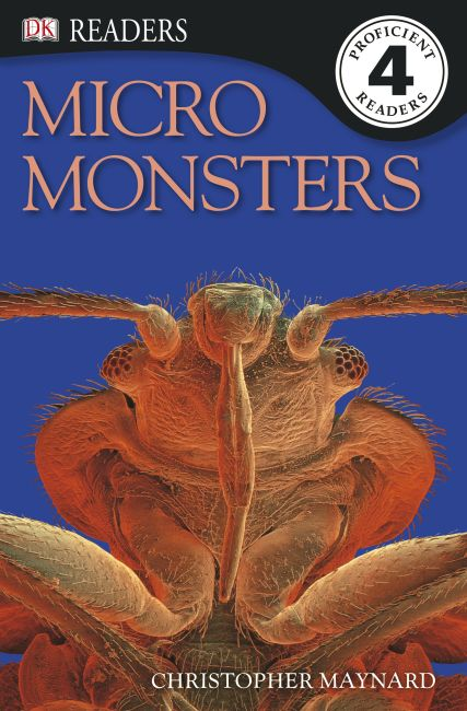 eBook cover of Micro Monsters