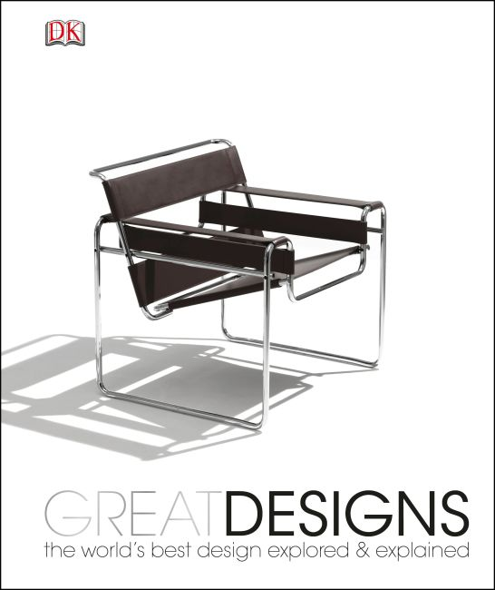 Hardback cover of Great Designs