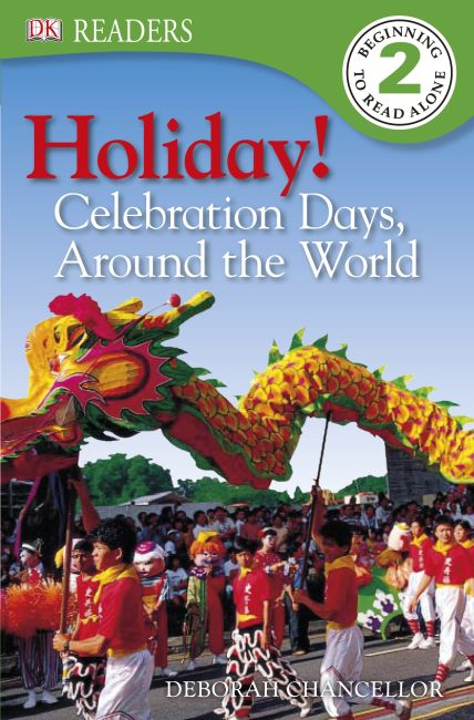 eBook cover of Holiday! Celebration Days around the World