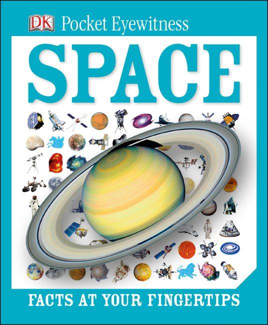 eBook cover of DK Pocket Eyewitness Space