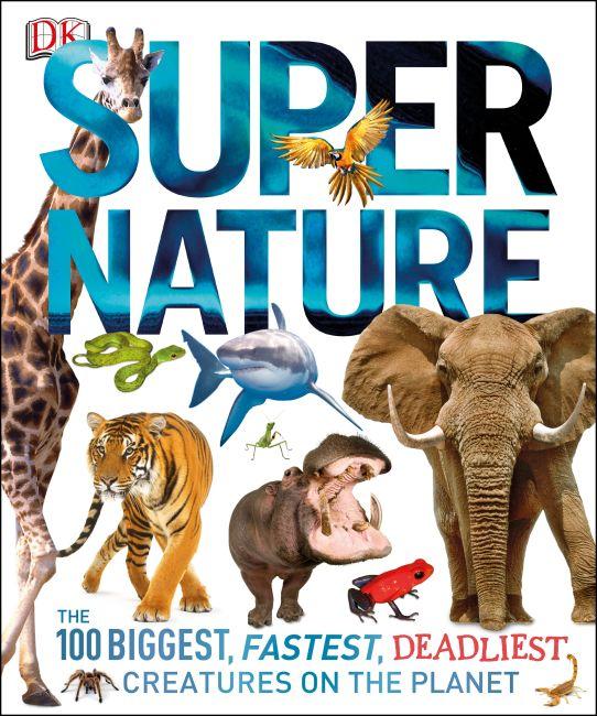 eBook cover of Super Nature