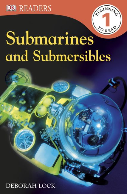 eBook cover of Submarines and Submersibles
