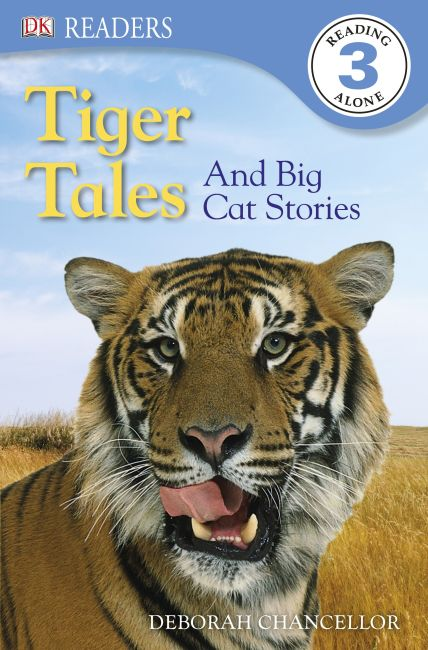 eBook cover of Tiger Tales