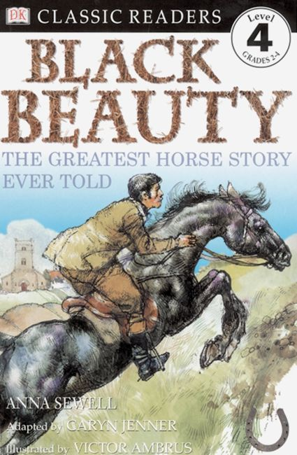 eBook cover of Black Beauty