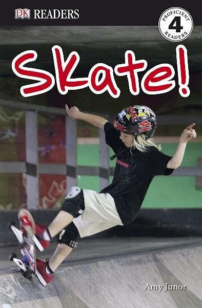 eBook cover of Skate!